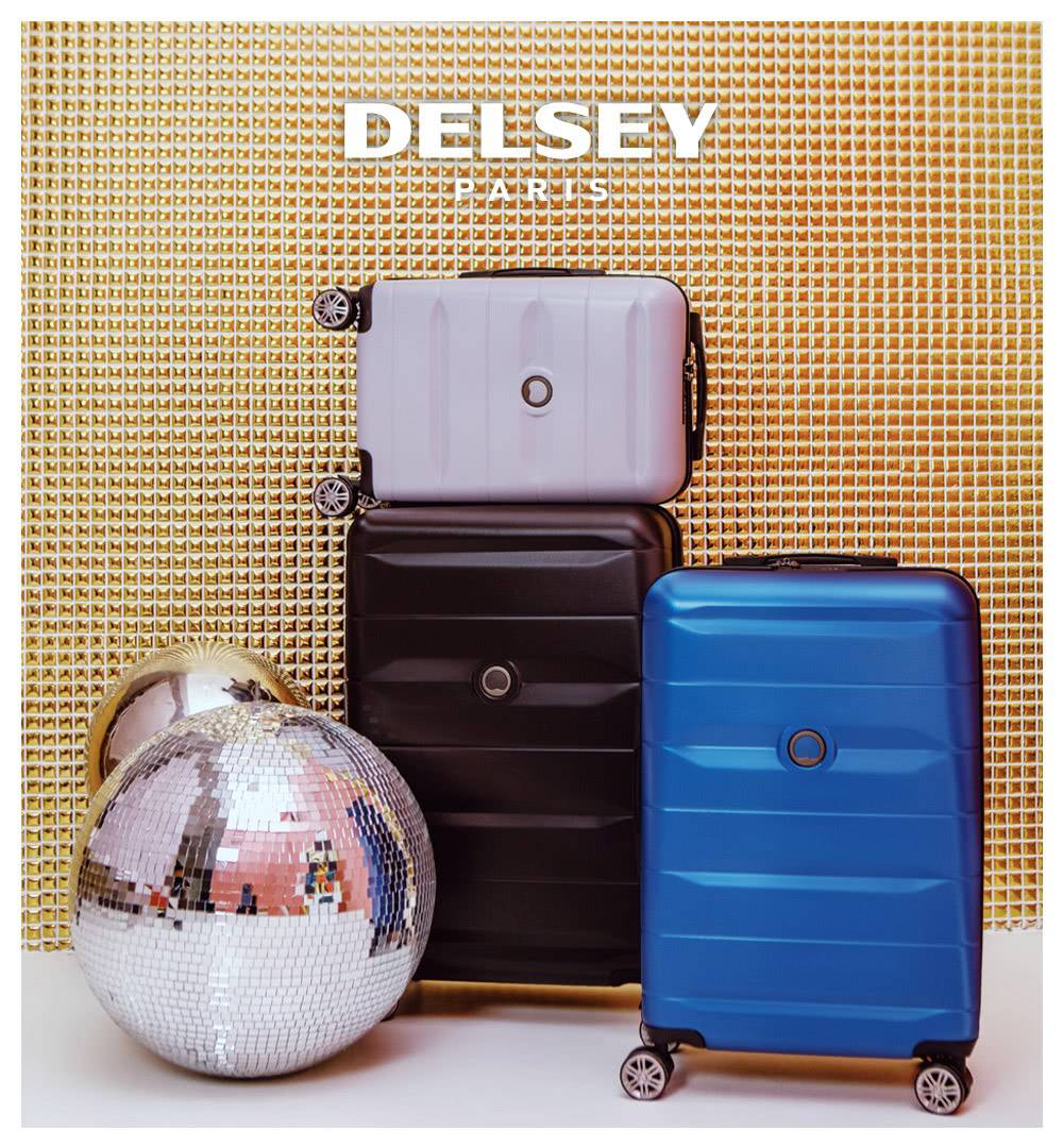 DELSEY法國大使-COMETE-19吋旅行箱