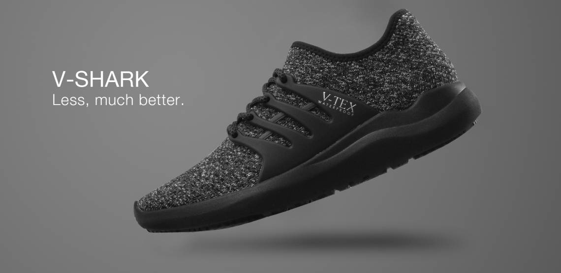 V-SHARK - V-TEX The Best Waterproof Shoes On Earth
