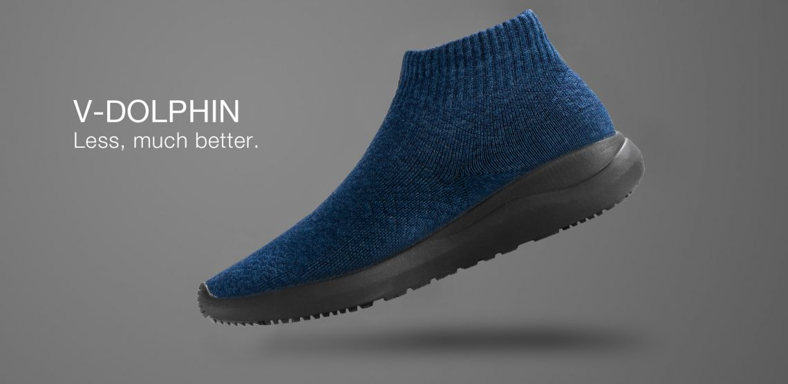 V-DOLPHIN - V-TEX The Best Waterproof Shoes On Earth